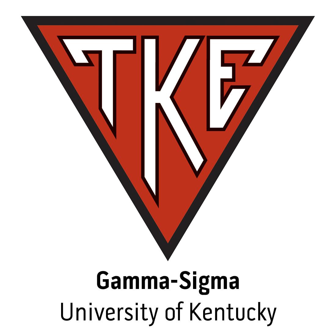 Gamma-Sigma Chapter at University of Kentucky