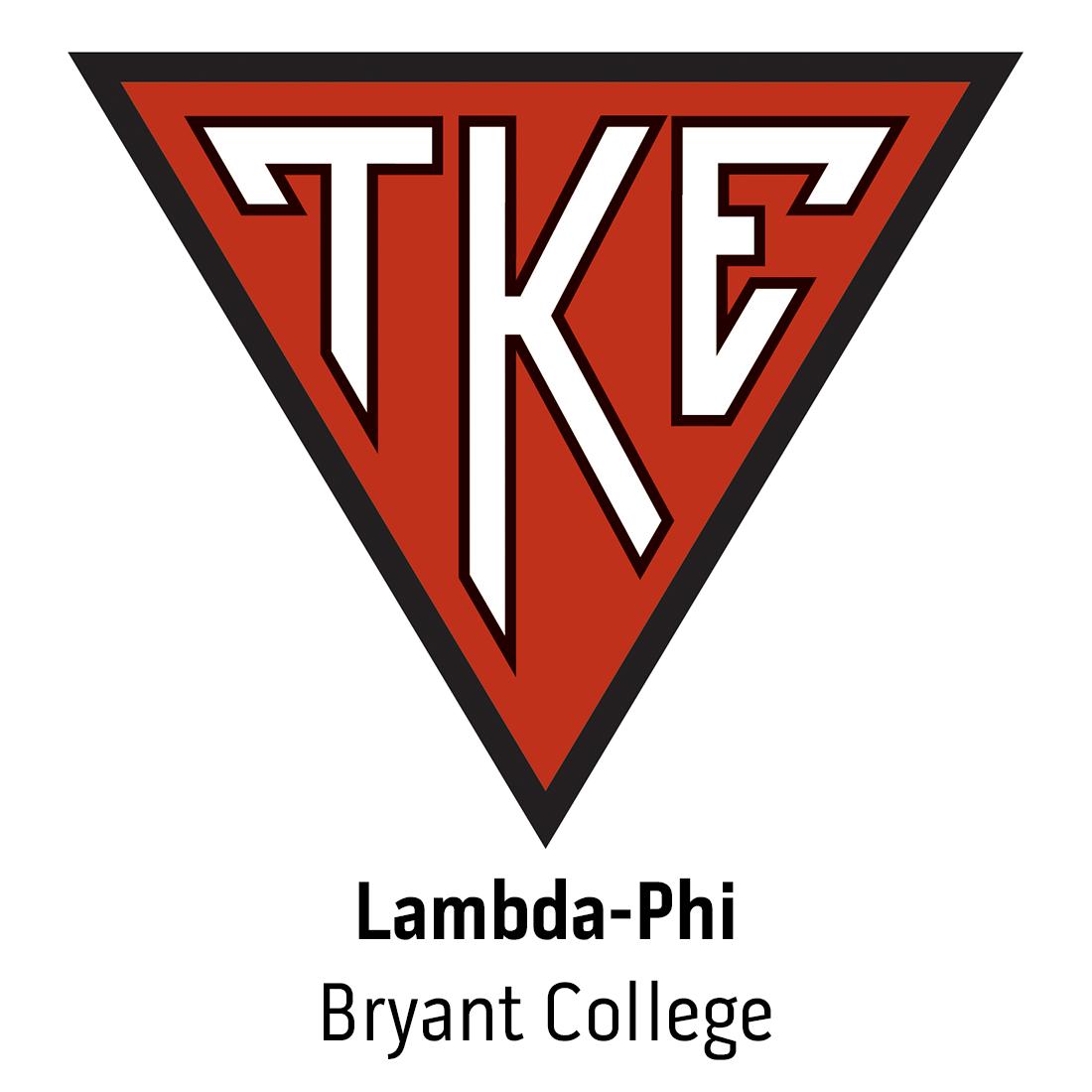 Lambda-Phi Chapter at Bryant University