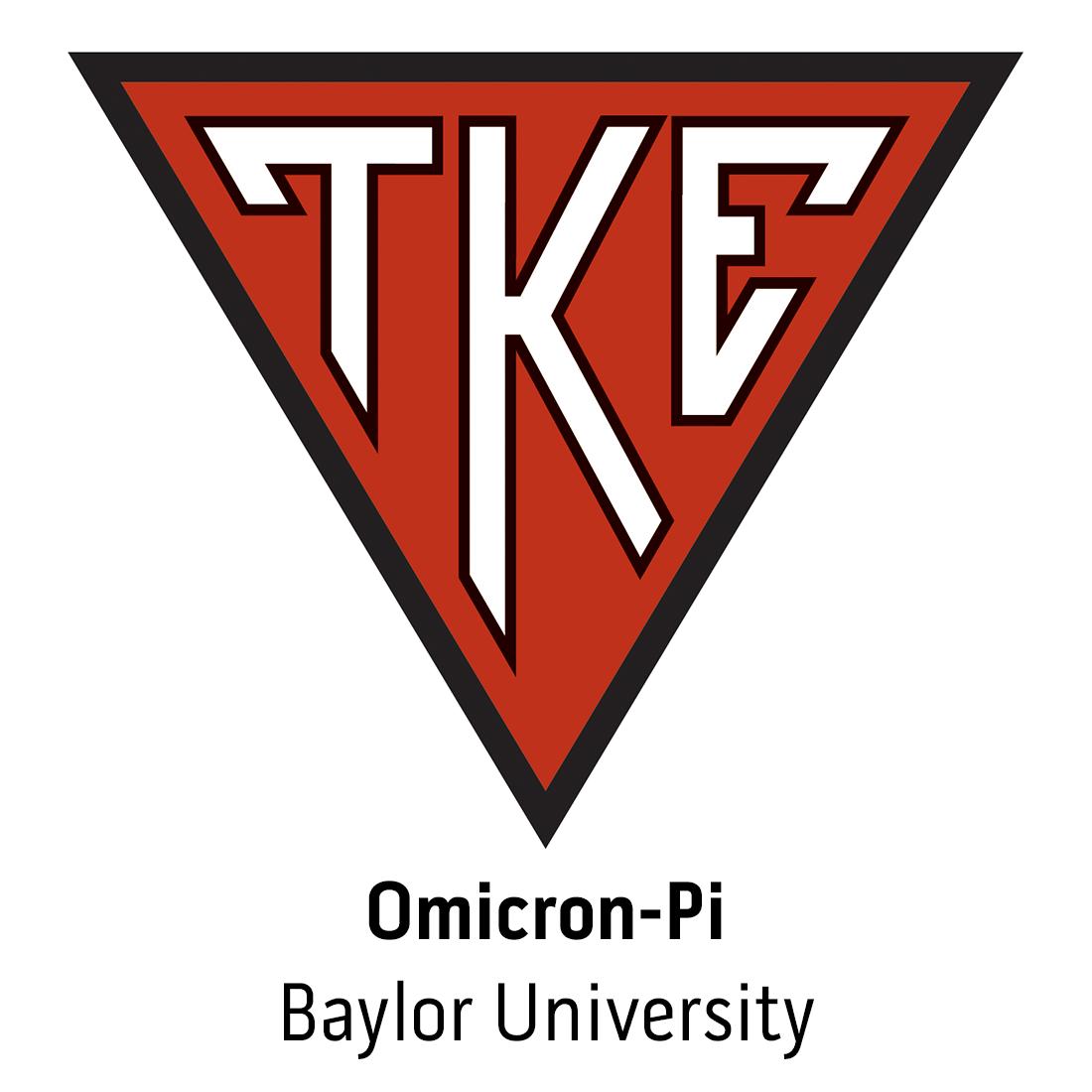 Omicron-Pi Chapter at Baylor University