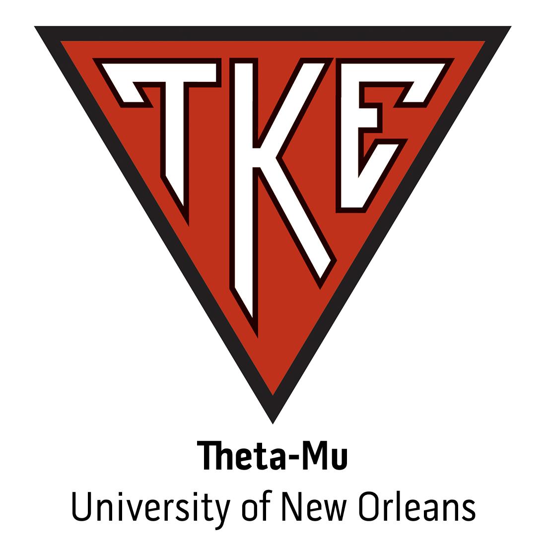 Theta-Mu Chapter at University of New Orleans