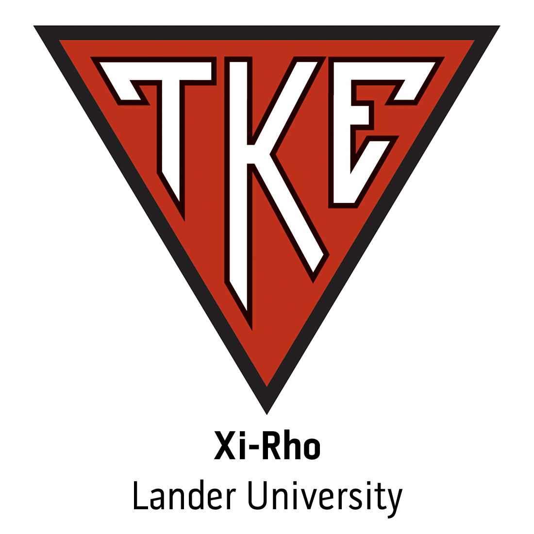 Xi-Rho Chapter at Lander University