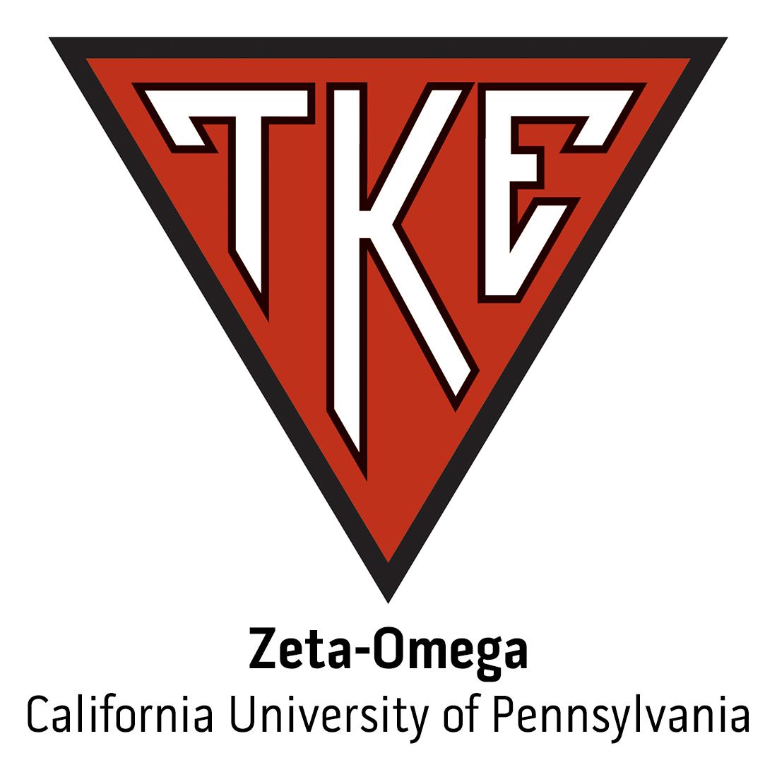 Zeta-Omega Chapter at California University of Pennsylvania