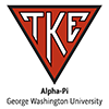 George Washington University<br />(Alpha-Pi Colony)