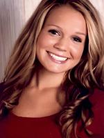 Cassidy Berday representing Alpha-Gamma