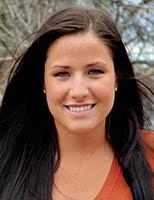 Stephanie Pyles representing Nu-Eta